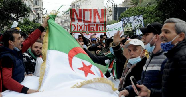 Algérie : le mouvement du Hirak persiste