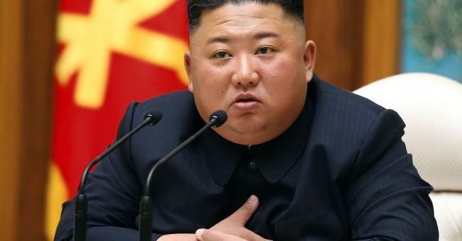 Le dirigeant nord-coréen, Kim Jong-un © DR