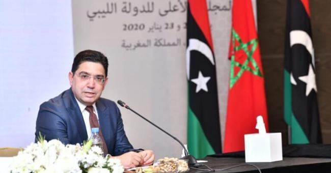 Nasser Bourita, ministre des Affaires étrangères, de la Coopération africaine et des Marocains résidant à l'étranger © DR