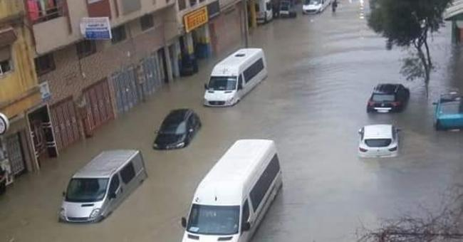 Tanger : le bilan des inondations s'alourdit