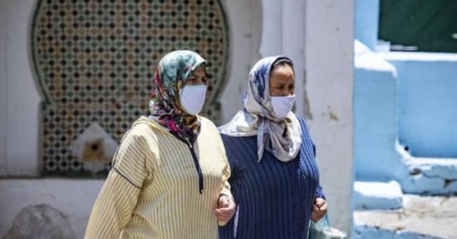 Deux femmes marocaines