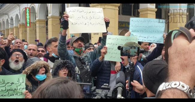 Hirak : les militants algériens sont de retour