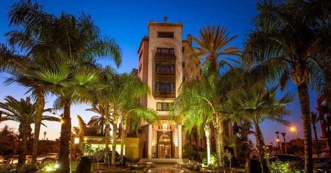 L'Hivernage Hotel & Spa