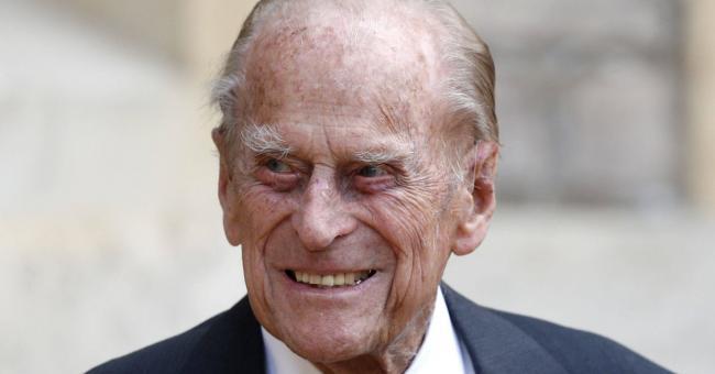 Le prince Philip, époux de la reine d'Angleterre Elizabeth II, en juillet 2020 © Adrian Dennis/AP/SIPA