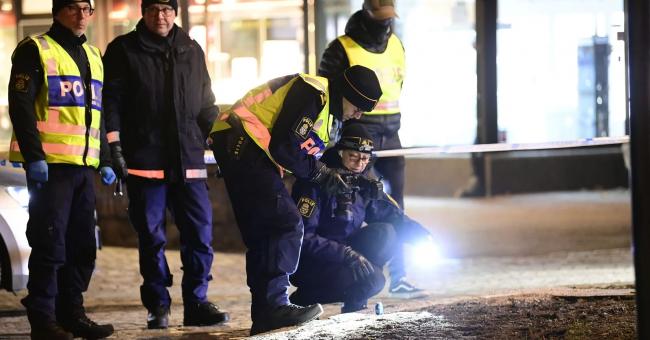 Suède : huit personnes ont été blessées dans une attaque à l'arme blanche