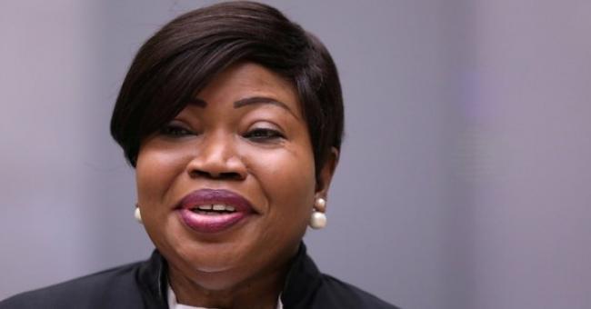 Fatou Bensouda, la procureure générale de la Cour pénale internationale (CPI)