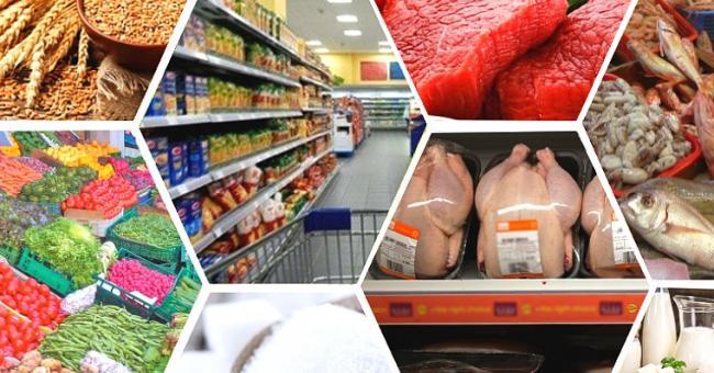 Le ministère de l'Intérieur rassure les citoyens sur les produits alimentaires de base © DR