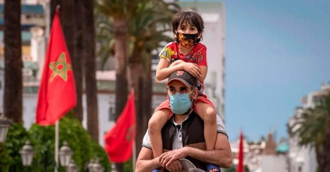 El Otmani alerte contre une troisième vague de contaminations © FADEL SENNA/AFP