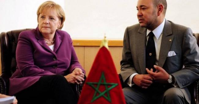 Le Maroc suspend ses relations avec l'Allemagne © DR