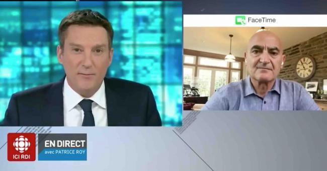 Moncef Slaoui évoque la polémique sur AstraZeneca
