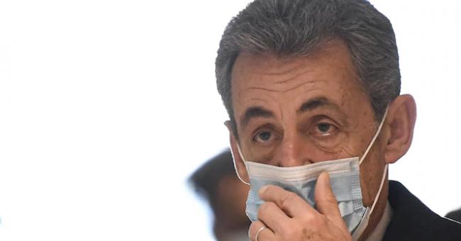L'ancien président français Nicolas Sarkozy © Getty Images