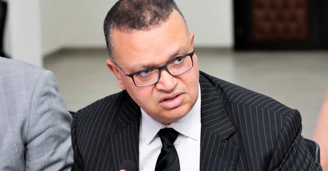 Abdelmounaïm Madani, ex-directeur de l'Agence nationale de promotion de l'emploi et des compétences (ANAPEC)