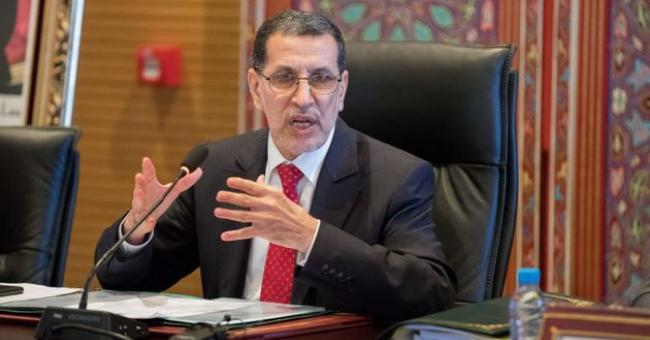 El Otmani livre le bilan actuel de son gouvernement © DR
