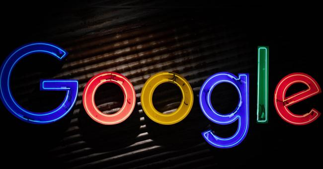 Google © Mitchell Luo on Unsplash