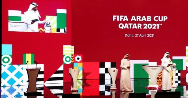Tirage au sort de la Coupe arabe des Nations Qatar-2021 © DR