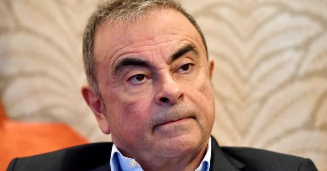 Carlos Ghosn, chef d'entreprise et homme d'affaires franco-libano-brésilien © Maxppp / EPA/Newscom/Wael HAMZEH