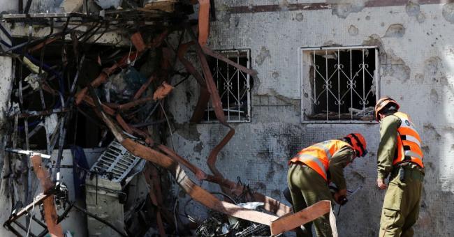 Israël et le groupe armé palestinien du Hamas vont débuter vendredi à 02h (jeudi 23h GMT) une trêve dans la bande de Gaza © Ronen Zvulun