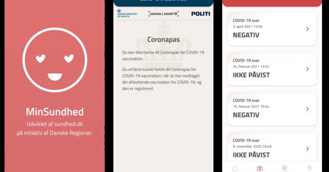 Danemark : qu'est-ce que le coronapas ?