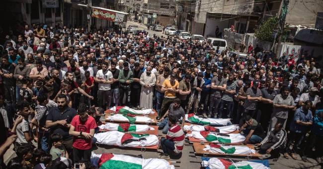 Israël-Palestine : les violences se poursuivent