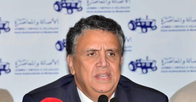 Abdellatif Ouahbi, secrétaire général du Parti authenticité et modernité (PAM) © DR