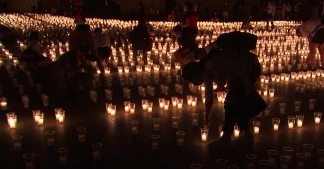 Prague rend hommage aux victimes de la Covid-19
