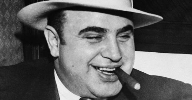 Al Capone © DR