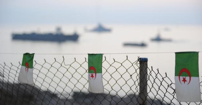 Depuis près d'un an, l'Algérie maintient ses frontières fermées afin de lutter contre la propagation de la Covid-19 sur son territoire © Mehdi Chebil/Hans Lucas