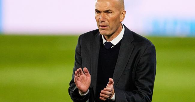 Zinédine Zidane © DR