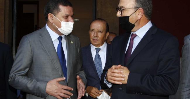 Le Chef du gouvernement libyen rencontre plusieurs responsables marocains
