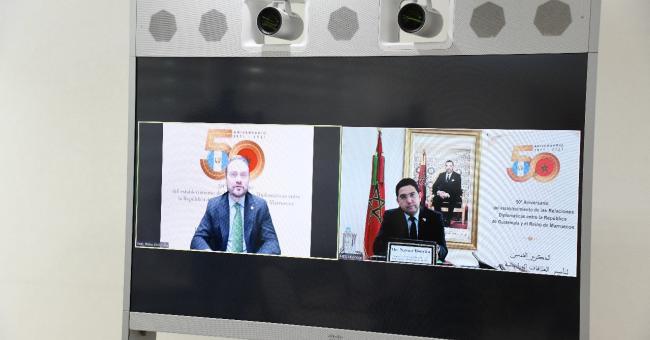 Maroc-Guatemala : 50 ans de bonnes relations diplomatiques