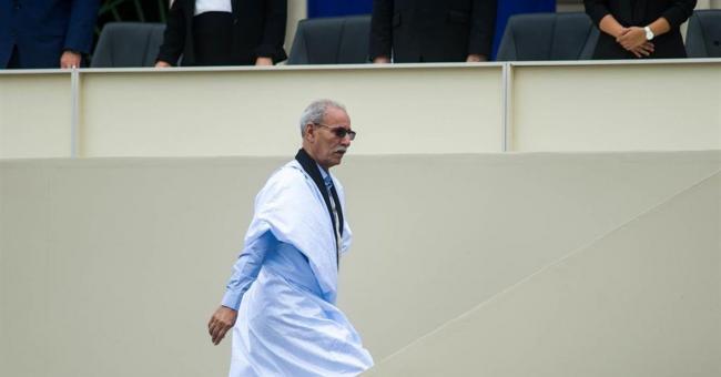 Brahim Ghali est désormais en Algérie