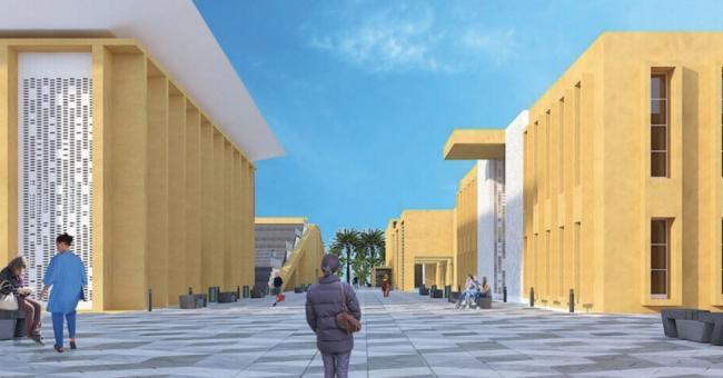 La faculté de médecine et de pharmacie de Laâyoune ouvrira ses portes en septembre © DR