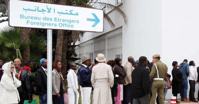 Trois migrants sur 5 arrivant au Maroc sont des hommes © DR