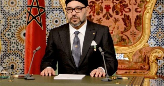 Le roi Mohammed VI © DR