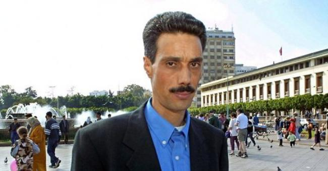 Le jardinier marocain Omar Raddad © DR