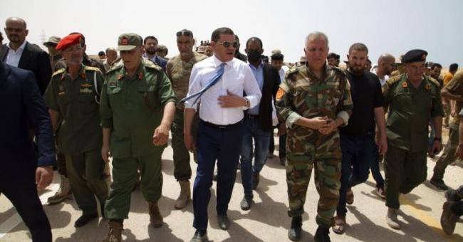 Le gouvernement de transition libyen participera au sommet de Berlin © DR