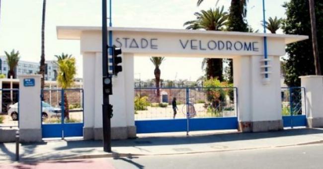 Le vélodrome de Casablanca © DR
