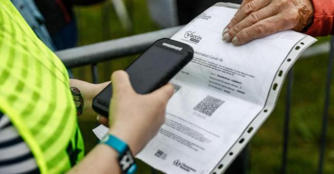France : trafic de faux certificats de vaccination contre la Covid-19