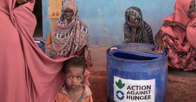 Des familles bénéficiant du Programme de réinstallation pour les personnes déplacées de Dabafayed au Sud-Est de l'Éthiopie, le 27 janvier 2021 © AFP