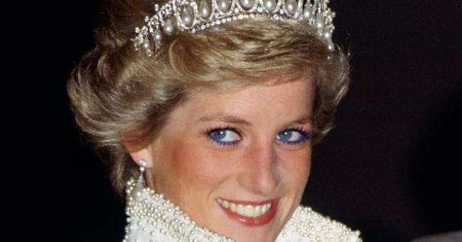 Lady Diana © GettyImage