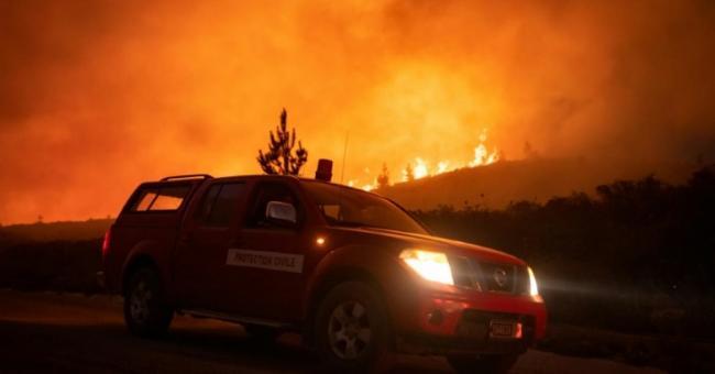 Chefchaouen : des incendies brûlent plus de 725 hectares de forêt