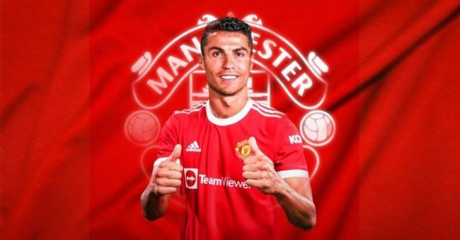 Cristiano Ronaldo portera le numéro 7 à Manchester United © DR