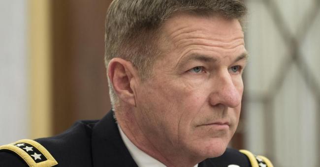 James C.McConville, Chef d'Etat-Major de l'Armée de Terre des États-Unis d'Amérique © DR