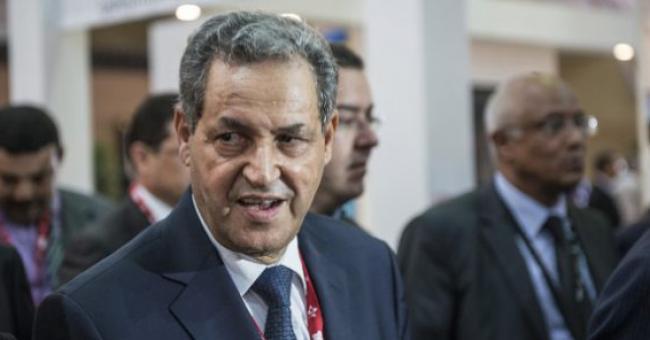 Mohand Laenser a été élu le 29 septembre 2018 pour la neuvième fois à la tête du Mouvement populaire. © Hassan Ouazzani pour JA