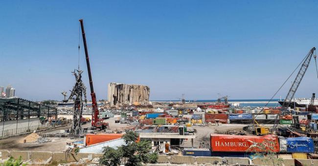 Liban : un an après l'explosion de Beyrouth