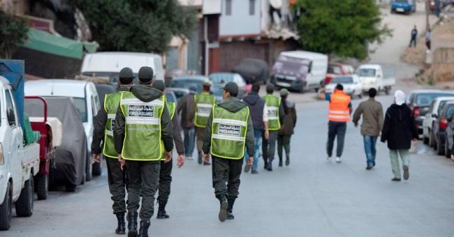 L'Intérieur dément la migration clandestine de 4 agents des forces auxiliaires vers Sebta