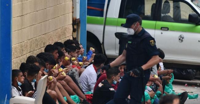 Sebta : suspension de l'expulsion de mineurs non accompagnés vers le Maroc