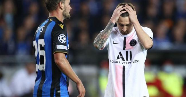 Lionel Messi n'a toujours pas ouvert son compteur buts avec Paris © DR