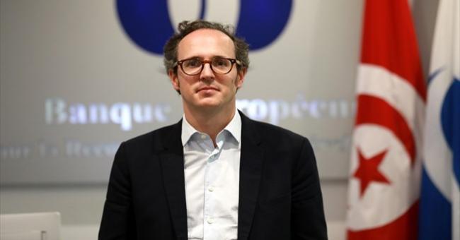 Antoine Sallé de Chou, nouveau directeur de la Banque européenne pour la reconstruction et le développement (BERD) au Maroc © DR