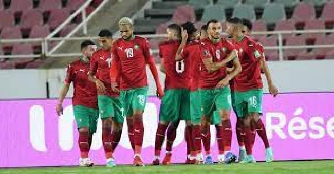 Le Maroc s'est imposé face au Soudan sur le score de 2 buts à 0, jeudi soir au Complexe sportif Prince Moulay Abdellah de Rabat © DR